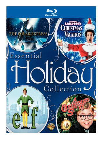 Christmas Vacation Dvd Release Date: Essential Holiday Collection (The Polar Express / National